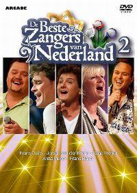 Cover  - De beste zangers van Nederland 2 [DVD]